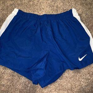 Women's running shorts Nike